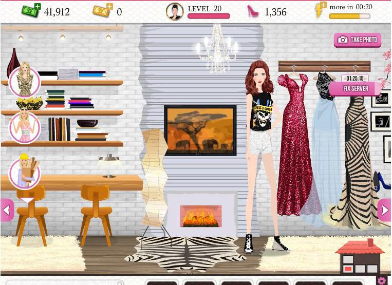jogos de moda no facebook