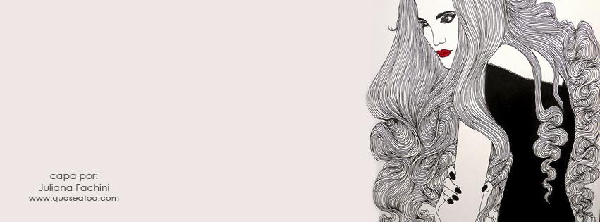 capa facebook feminina desenho