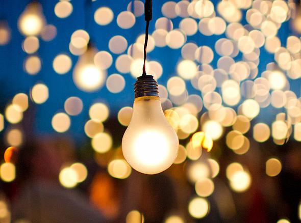 iluminacoes diferentes
