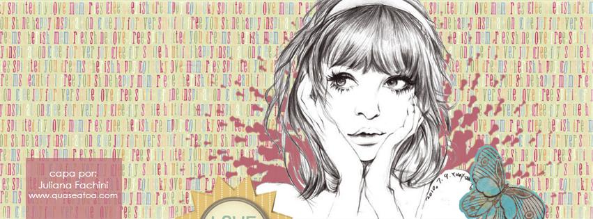 capa feminina facebook desenho