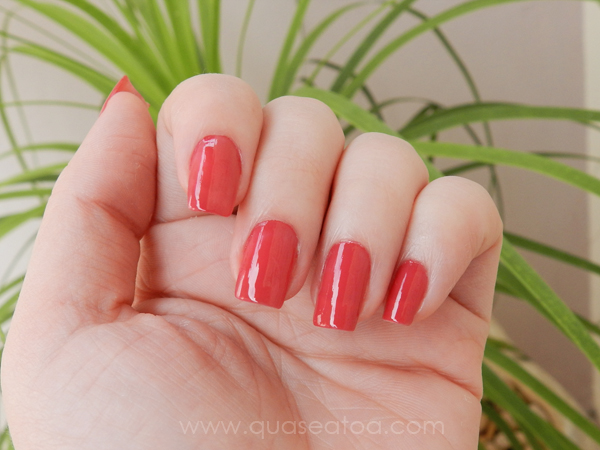 resenha esmalte pink nobre beauty color