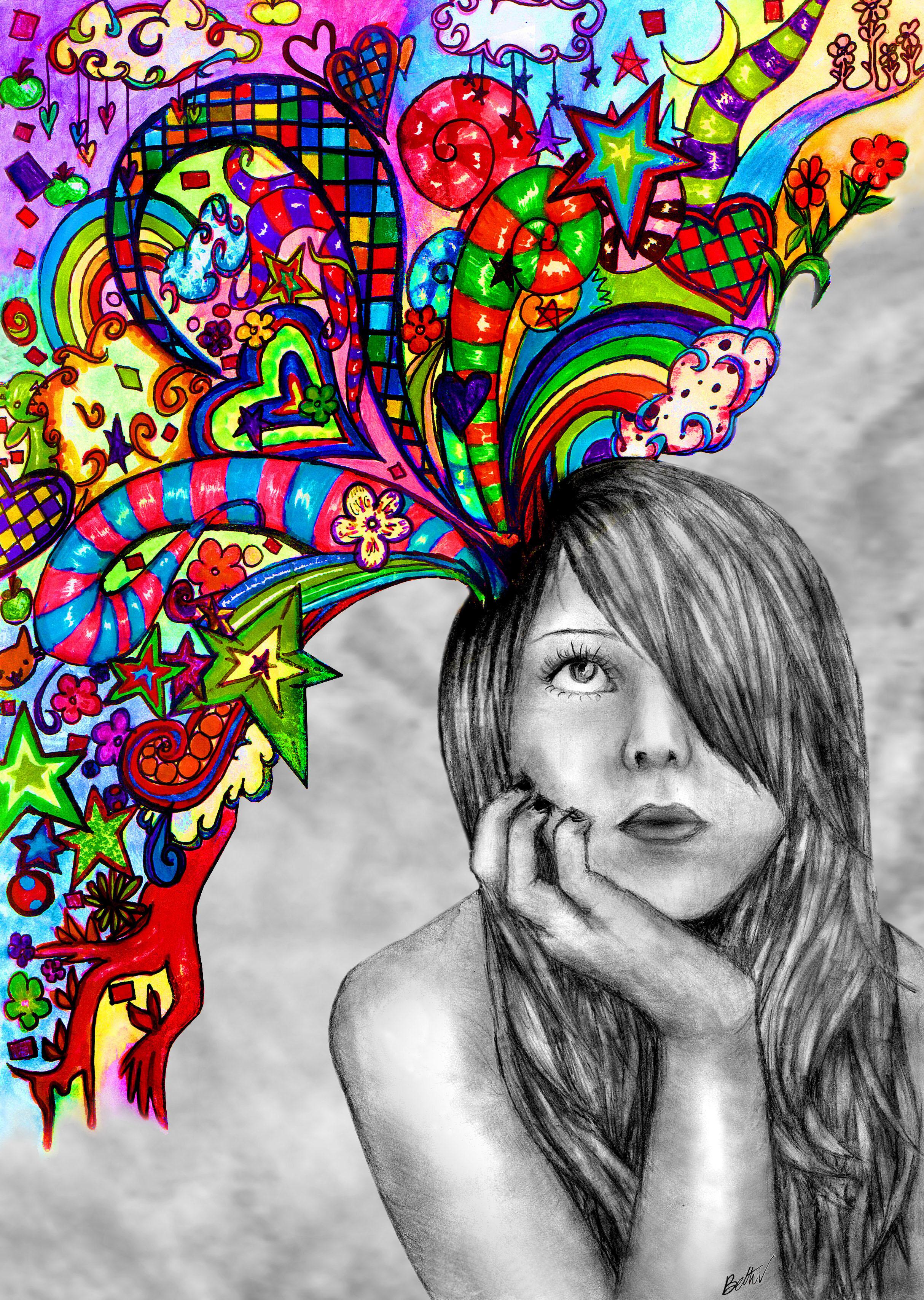Ignite My Imagination Imagination Artwork