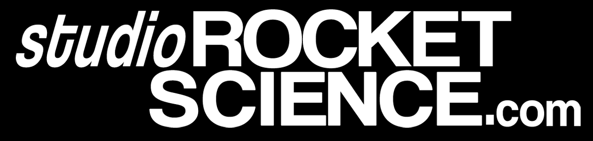 Rocket Science Logo Studio Rocket Science