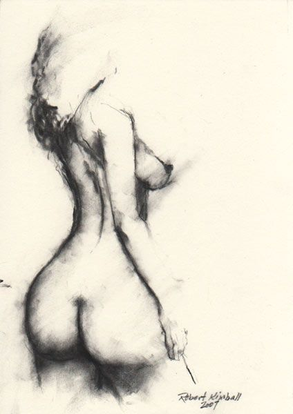 Drawing Of A Naked Woman 74