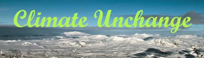 Climate Unchange