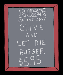 oliveandletdieburger behind bob's burgers, exclusive video happy new year from bob's
