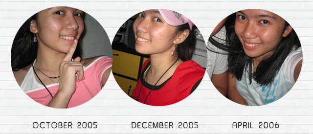 Skin History: Kisty Mea