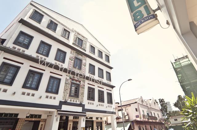 Wanderlust Hotel by Kisty Mea