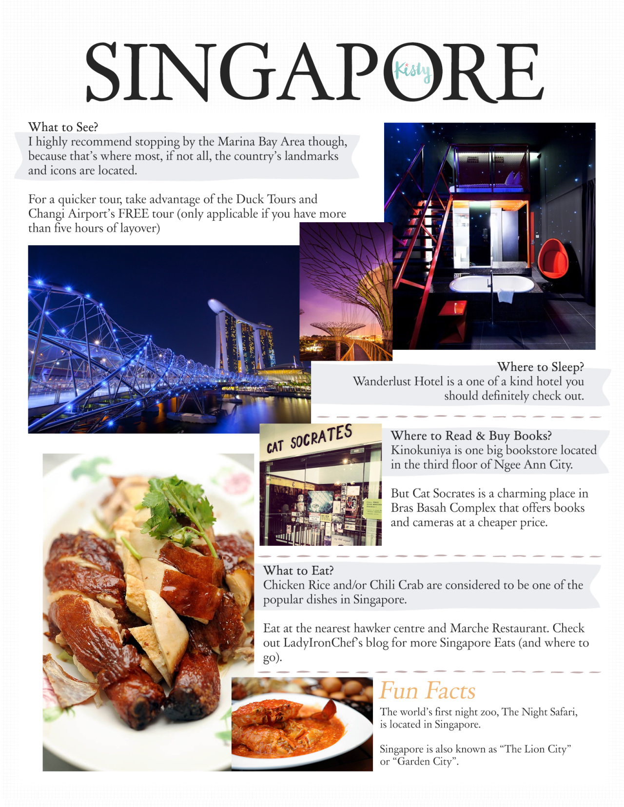 Singapore Quick Guide