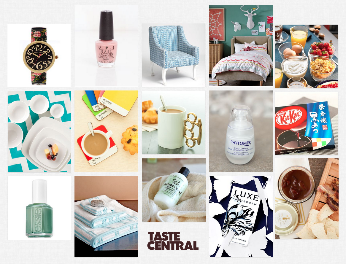 Taste Central Wishlist