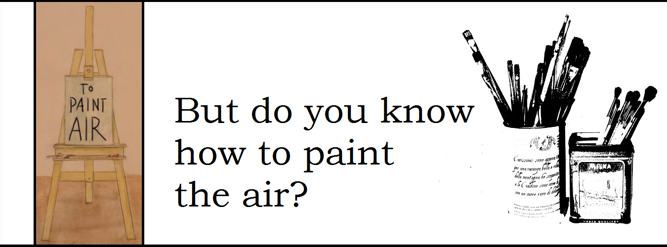 To Paint Air