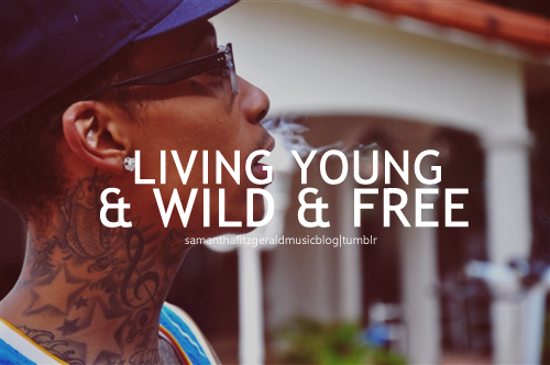 Living YOUNG, WILD, & FREE