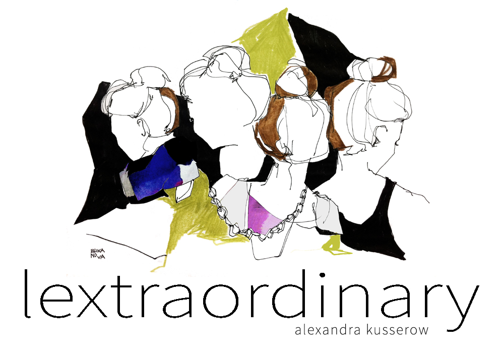lextraordinary in fashion - with a special dash of