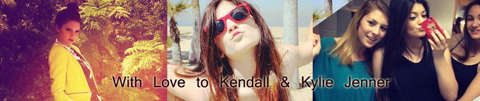 Kendall Jenner Pics, Kylie Jenner Blog