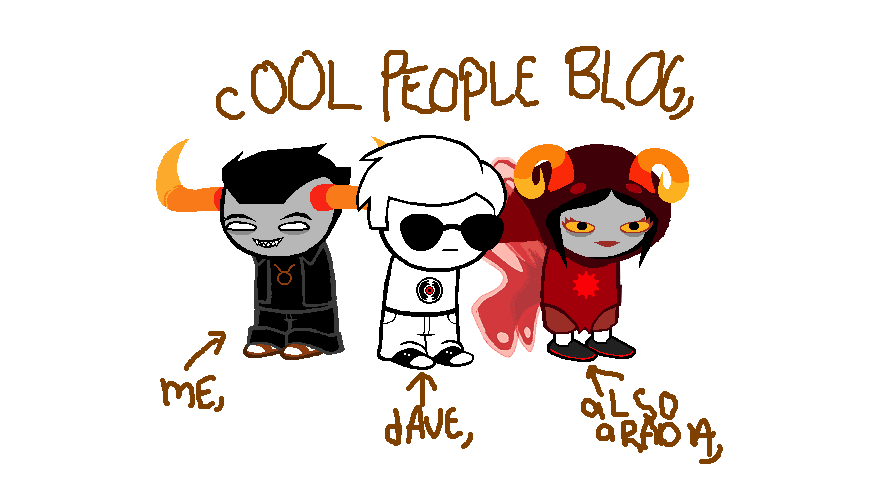 cOOL PEOPLE BLOG,