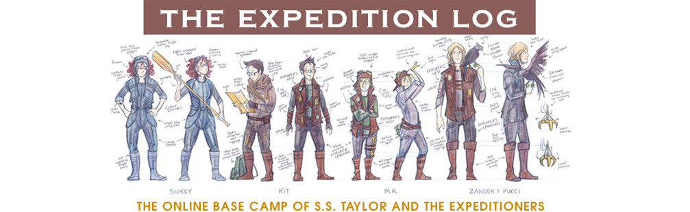 The Expedition Log
