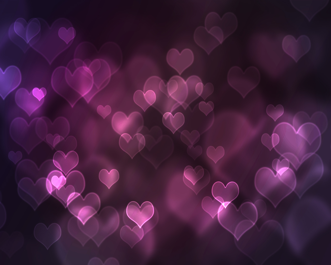 828   2 years ago - ReblogPurple Hearts And Stars Background