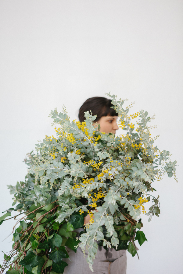 Planting a Cut Flower #Garden / Thou Swell (via Luisa Brimble)