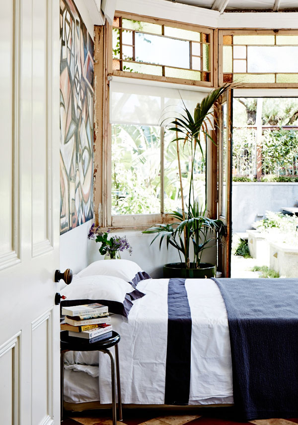 A Victorian in Melbourne renovated with tropical glamour