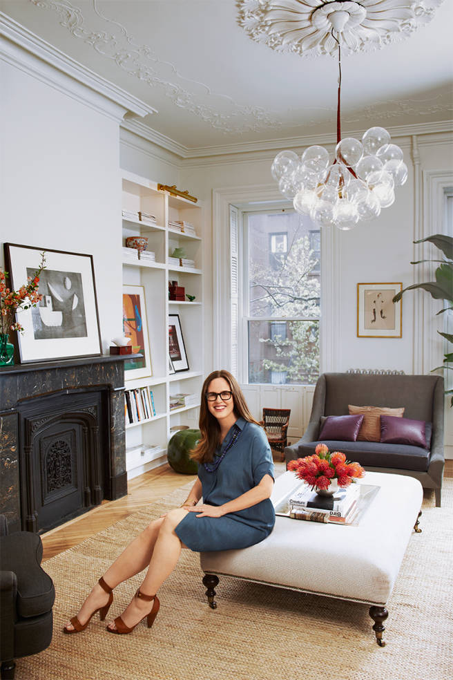 Day Kornbluth's carefully curated apartment | Thou Swell