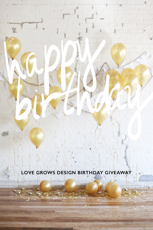 $200 Amazon #giveaway celebrating Bethany Grows of Love Grows Design