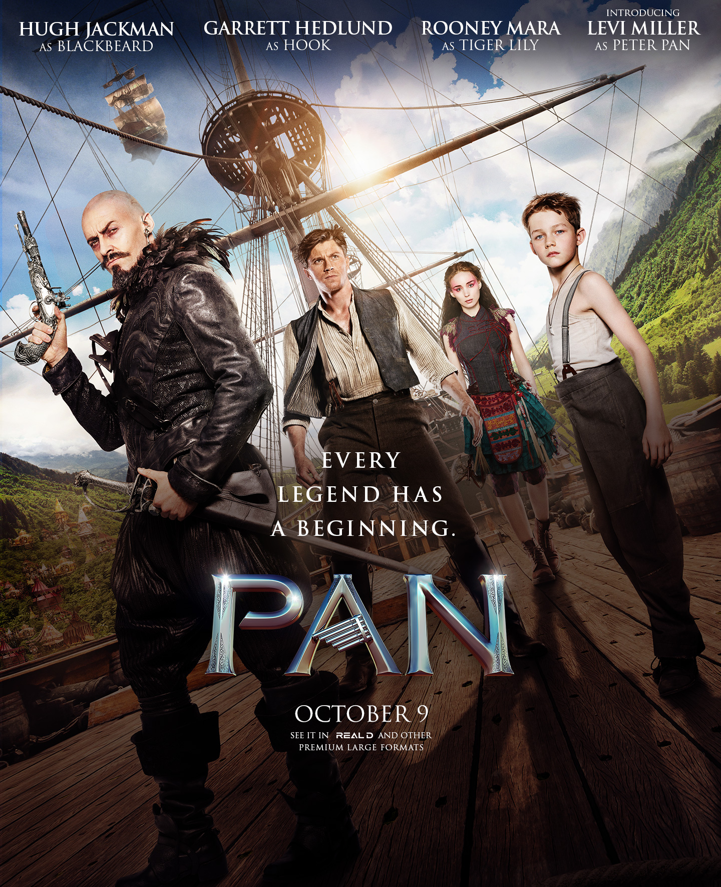 pan | official movie site