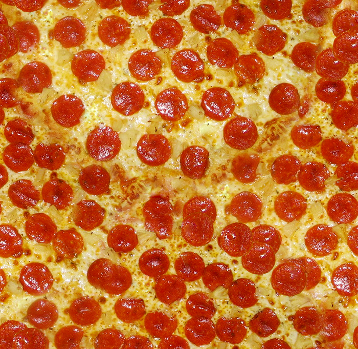 repeating pizza background - photo #18