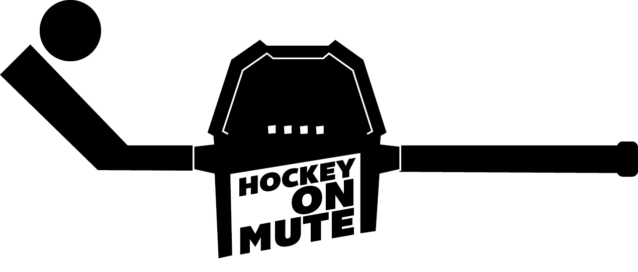 HOCKEY ON MUTE