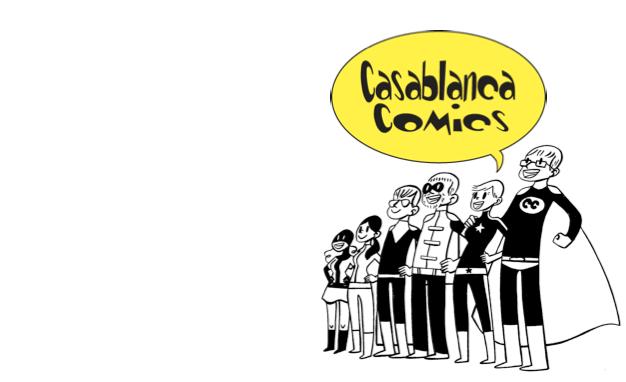 Casablanca Comics