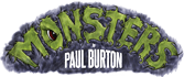 Monsters by Paul Burton