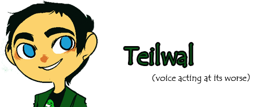 Teilwal's blog of stuff