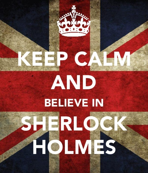We are SHERlocked.