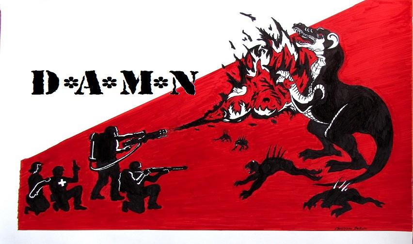 DAMN : Coda's Run