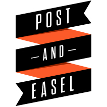 Post & Easel