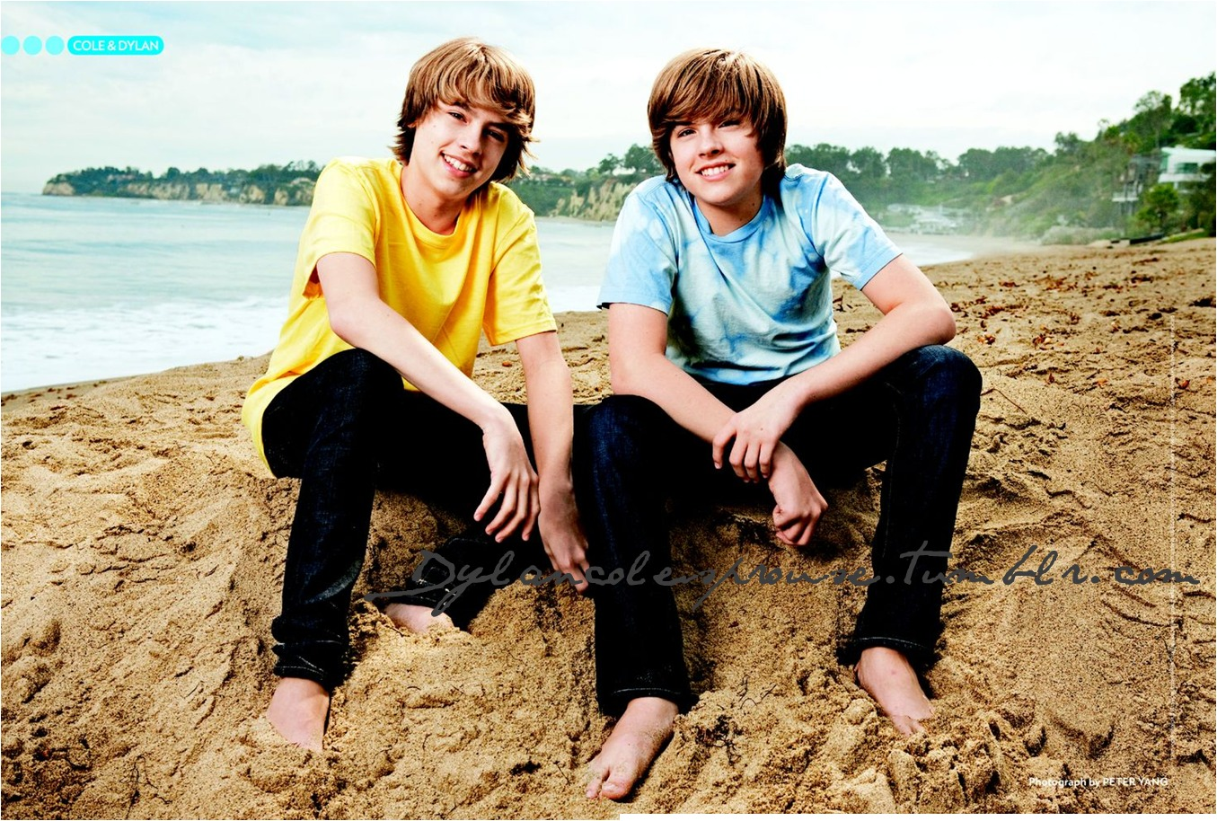 for the most awesomest twins in the world, Dylan and Cole sprouse