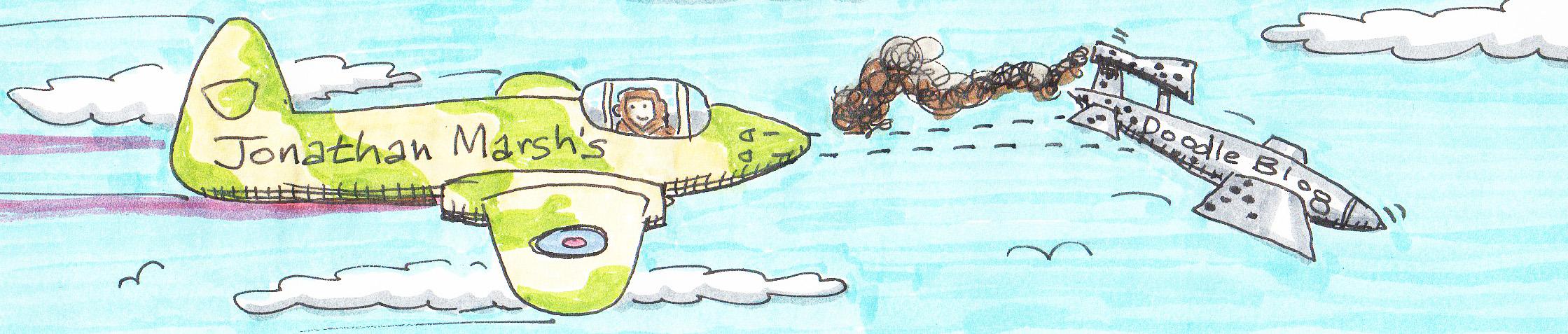 Jonathan Marsh's DoodleBlog