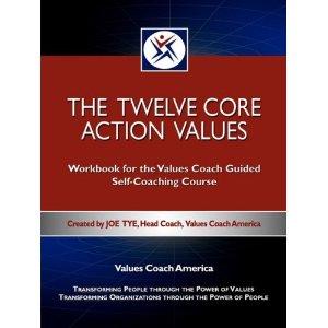 The Twelve Core Action Values
