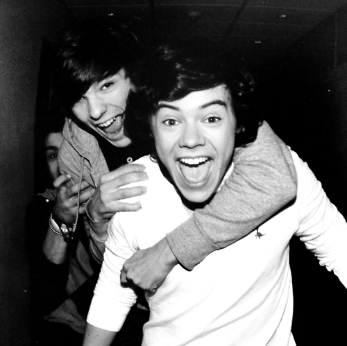 I want you to stay...- Larry Stylinson. (AFGELOPEN)