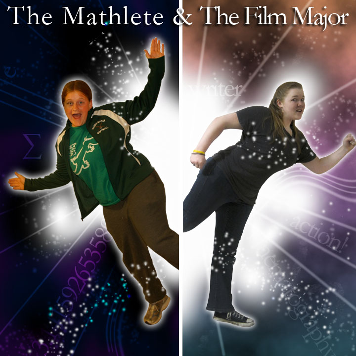 The Mathlete and the Film Major