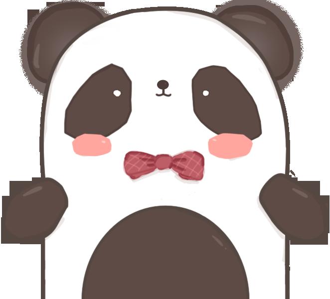Cute panda tumblr themes - photo#22