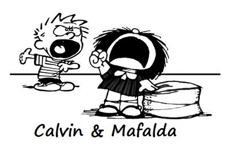 Calvin & Mafalda