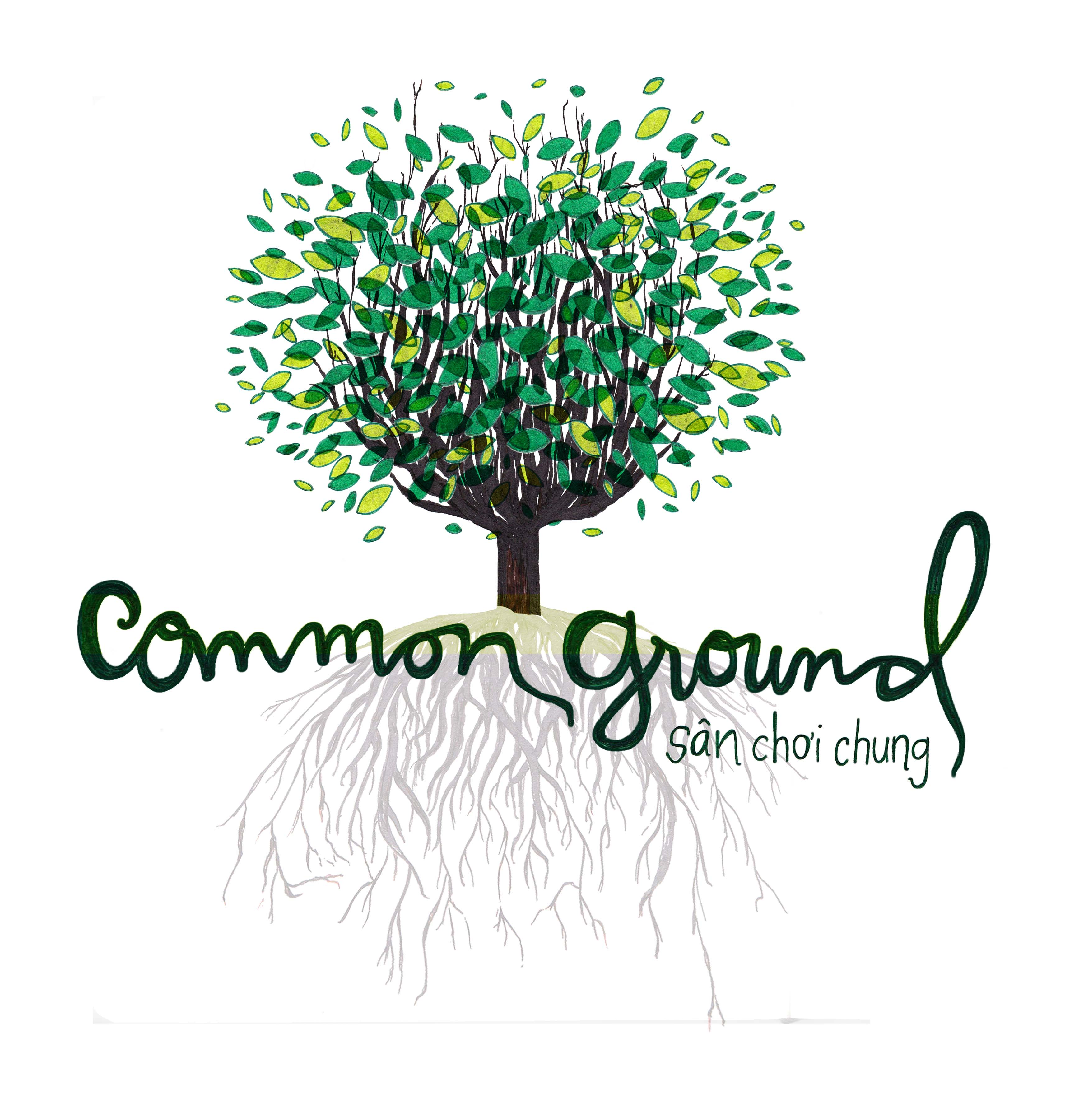 common ground open mic series