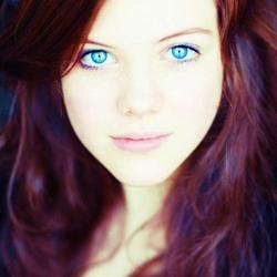 Nude red hair irish women