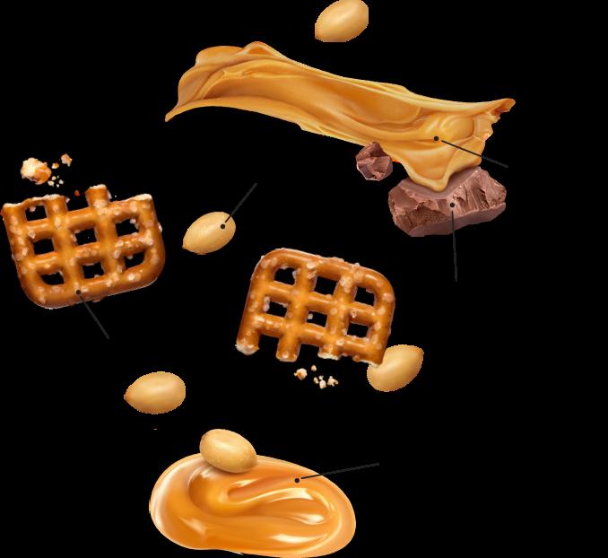 peanuts tumblr take5 chocolate peanut butter peanuts caramel pretzels