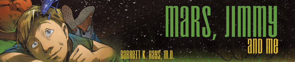 The Official Blog of Barrett K. Hays, M.D.