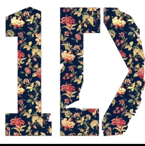 One Direction Symbol 1D Logo