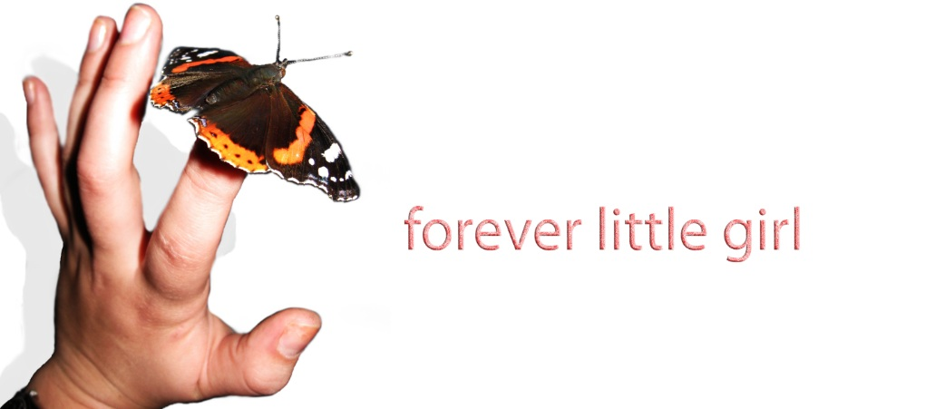 forever little girl