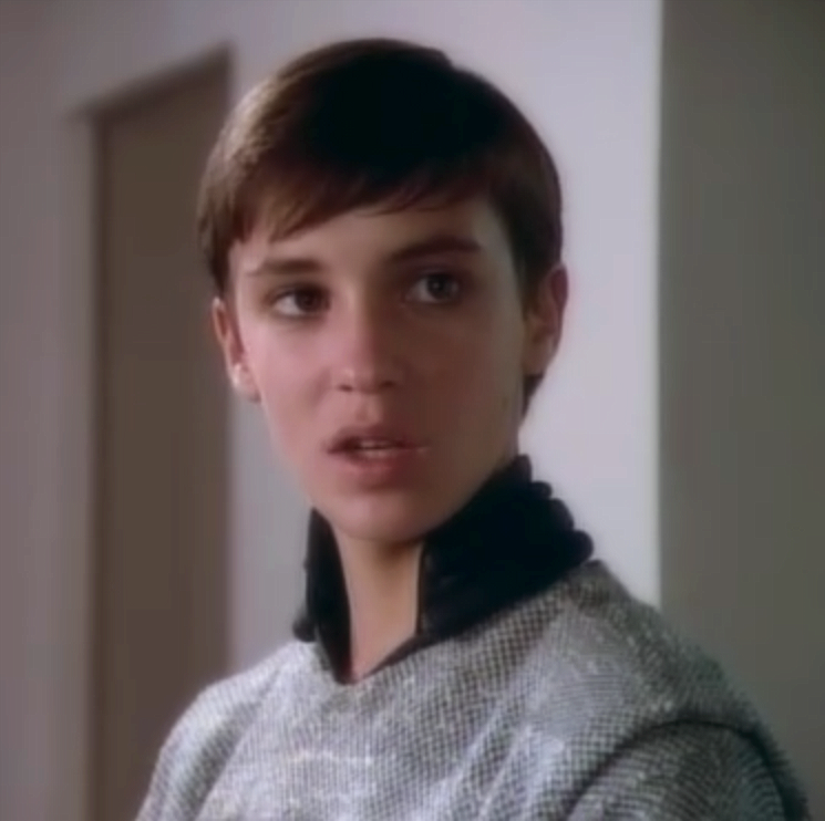 Wesley Crusher: Knitwear Icon