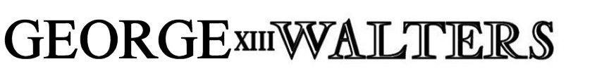 George13Walters