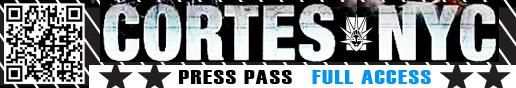 CortesNyc Press Pass